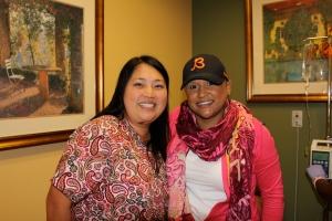 My Chi-town Sister: MARY ANNE aka Da Bomb Chemo-Mixologist.