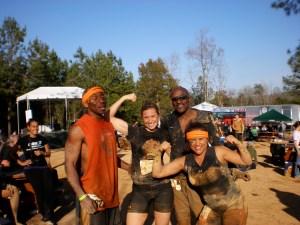 Team Phoenix Hydra Marcus, Pierre, Lynsey