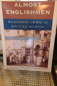 Jews in British Burma